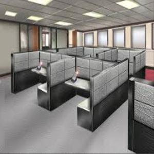 Office space demand in India
